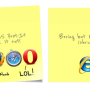 css post it note 180x180