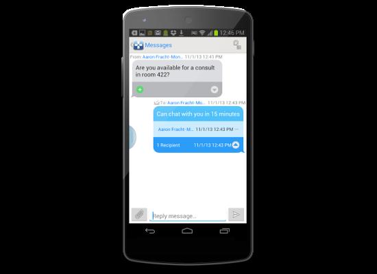 Amcom Android App