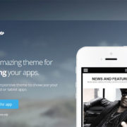 bluap responsive mobile app marketing wordpress theme 180x180