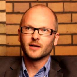 Björn Stansvik CEO of MentorMate