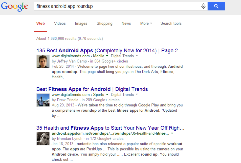 google-roundup