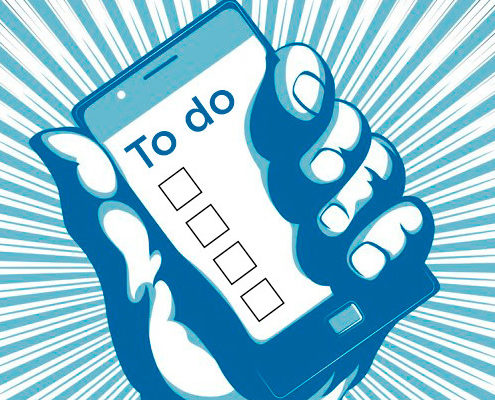 mobile app marketing checklist1 495x400