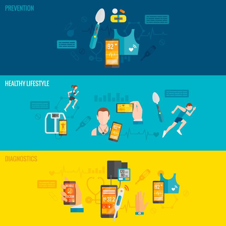 Digital Health Prevention Lifestyle and Diagnostics