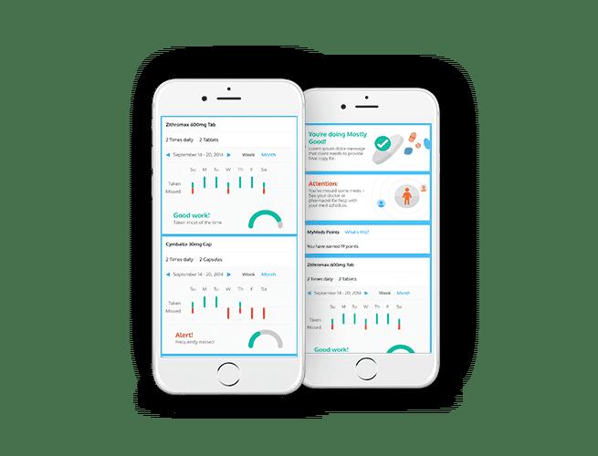 MyMeds, medication reminder app