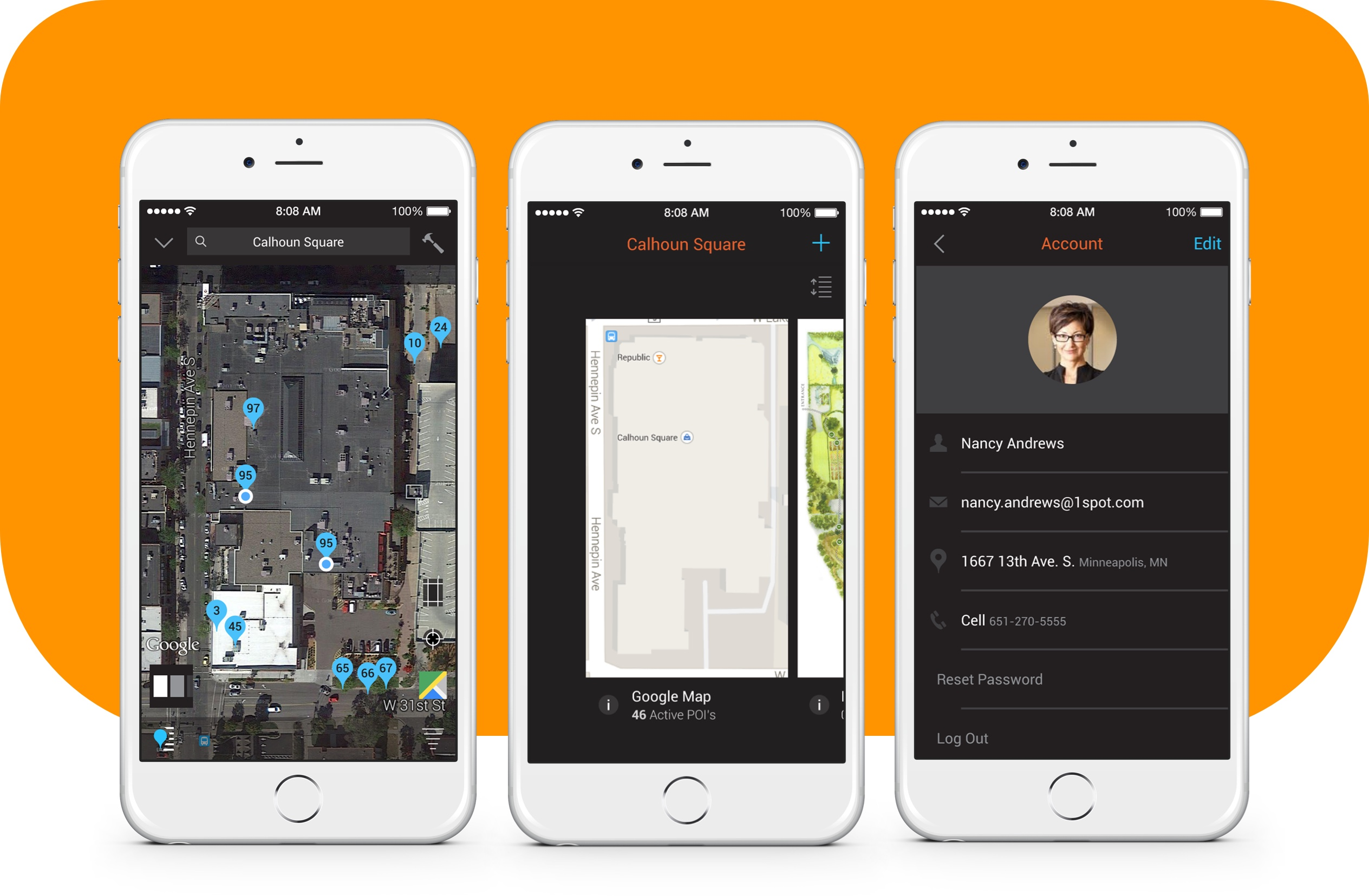 Twin Cities Outdoor Services App