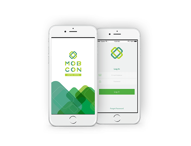 MobCon mobile conference app