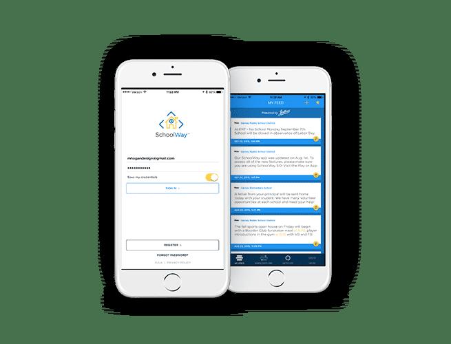 Jostens Schoolway mobile app