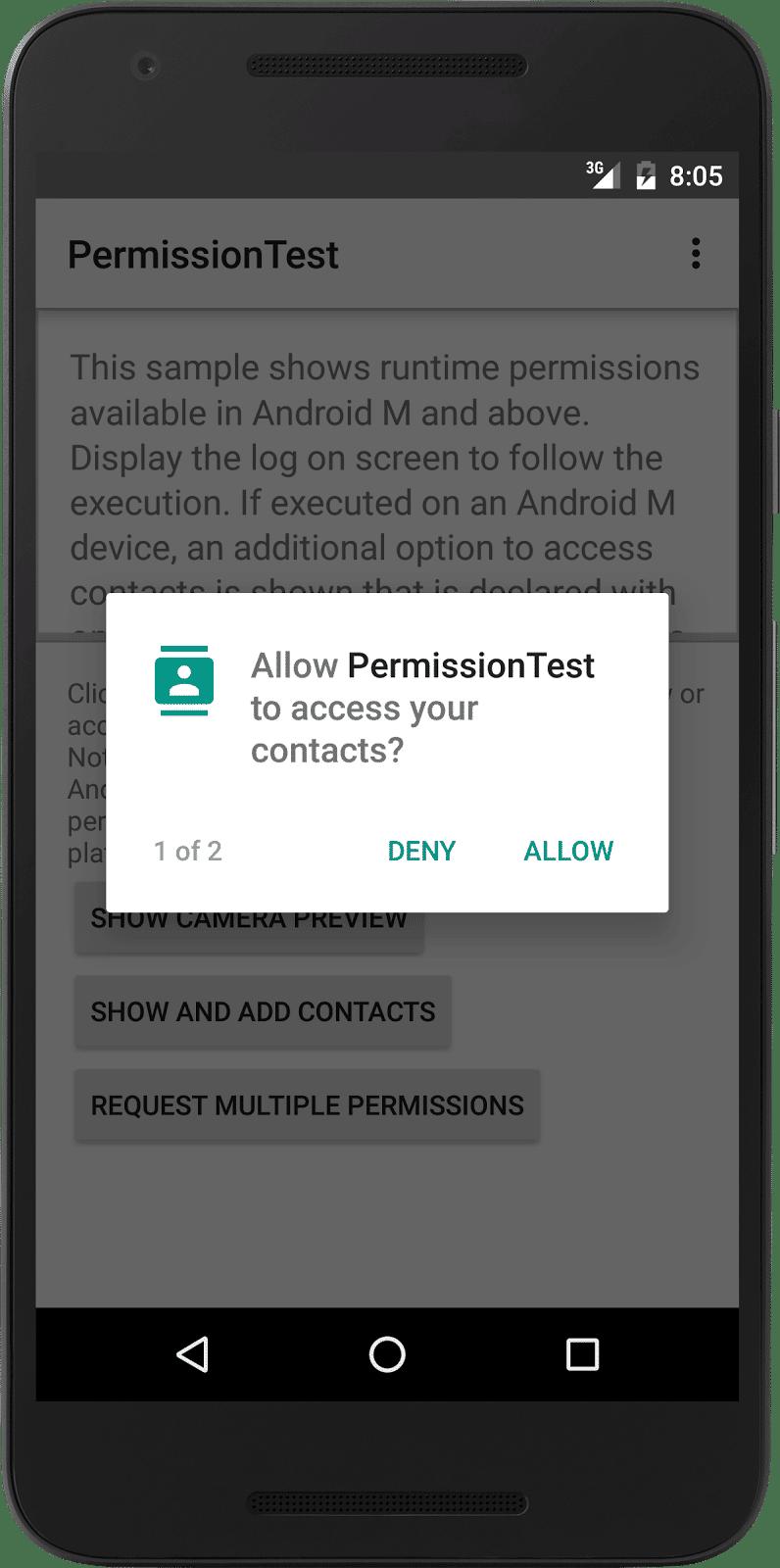 Permissions 2