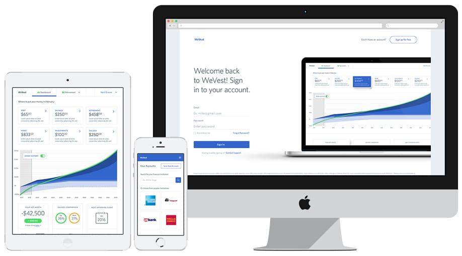WeVest Software Development Project