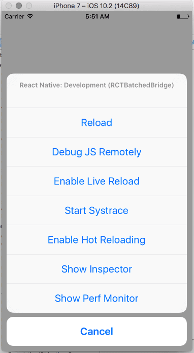 Demo: Building with React Native Components