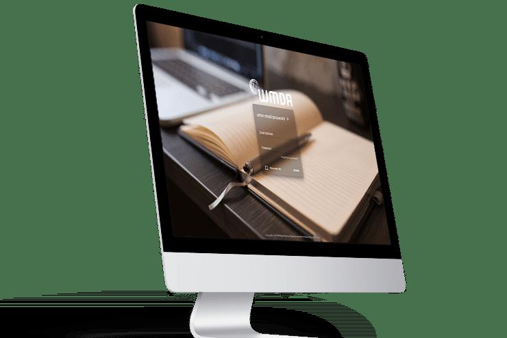 WMDA Login portal || Case Study
