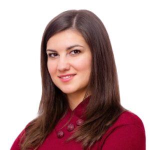 Viktoriya Chuchumisheva - MentorMate HR Manager