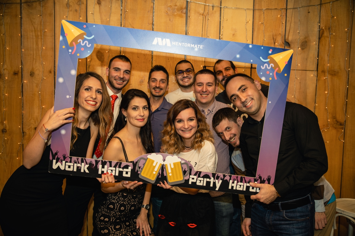 MentorMate Christmas Party in Sofia